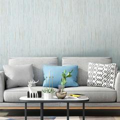 无缝墙布 简约现代客厅 壁布 高档提花墙布无缝 卧室壁布  流光