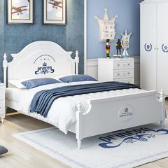 七叶木儿童床男孩 单人床1.2米/1.35米/1.5米儿童成套家具儿童房